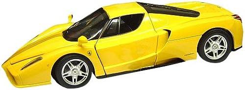 Hotwheels - Mattel – C1550 – Miniatur-fürzeug – fürari F 140 Enzo – Gelb – Ma ab 1 18