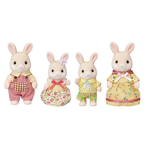 Sylvanian Families Marguerite Rabbit Family - Edición limitada