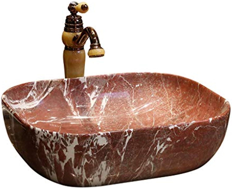 Badezimmer Marmor Waschbecken Amerikanisches Keramik Waschbecken Retro Art Waschbecken Europisches Waschbecken Waschpltze