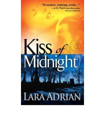 Kiss of Midnight [Hardcover] (midnight breed, 1)