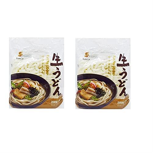 Samplip Udon - Noodles Giapponesi - 2 Confezioni da 600 gr