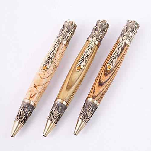 Kugelschreiber mit Großraummine aus Holz Modell