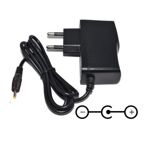 CARGADOR ESP  Cargador Corriente 5V Compatible con Reemplazo Tablet Prixton Flavour T7011 Recambio Replacement