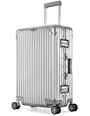 【本日限定】高級製スーツケースアルミマグネシウム合金がお買い得