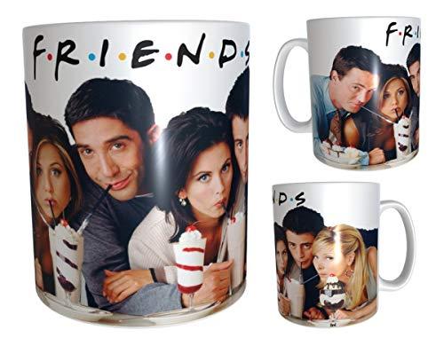adaysusdetalles Friends Taza Serie mitica,Unidad