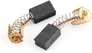 DealMux 2 pares escobillas de carbono Herramienta el/éctrica de 12 x 7 x 6 mm para Generic Motor el/éctrico