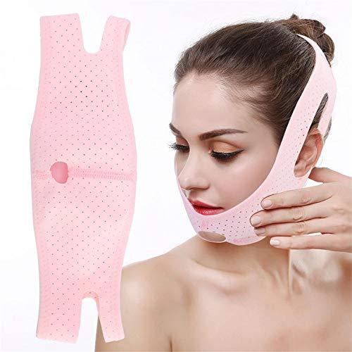 Outils Face Lift Ceinture De Serrage Forme Respirant Contour Masque Visage Minceur Levage Réduire Double Menton Bandage Ceinture Band Forme