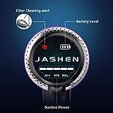 Zoom IMG-2 jashen v16 aspirapolvere senza fili