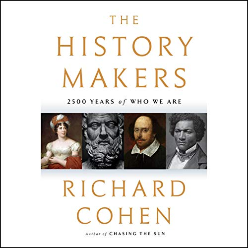 The History Makers audiobook cover art