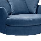 Cuddler Chair | Cozy, Round Cuddle Chair | Z Gallerie