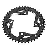 SANON Corona Rotonda da Ciclismo per Bicicletta in Lega di Alluminio a 9 velocità. (44T 1...