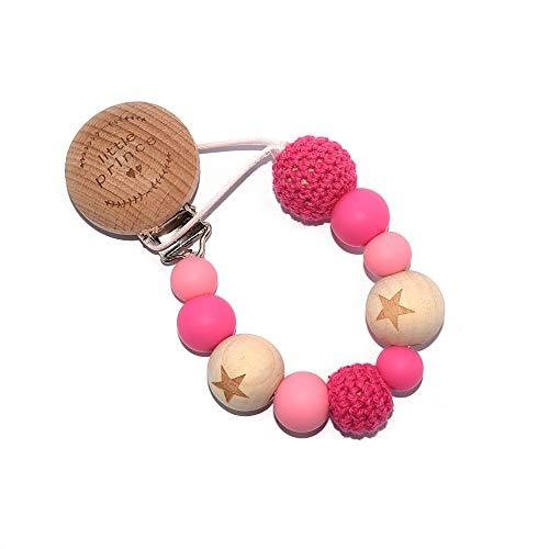 Buntermix Pince attache t/étine 8/couleurs diff/érentes rosa