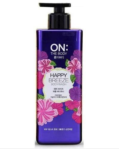 On:the Body Perfume Happy Breeze Body Wash 500 grams