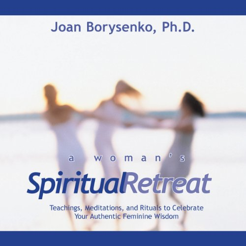 A Woman's Spiritual Retreat audiobook cover art
