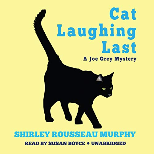 Cat Laughing Last audiobook cover art