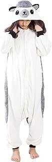 Unisex Hedgehog Onesie Adult Pajamas Plush Adult Animal Festival Cosplay Costume C001