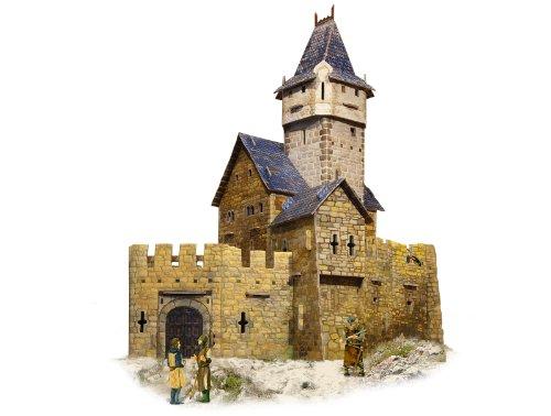 Hochwertiges 3D-Puzzle - Jagdschloss