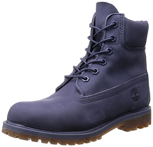 Timberland Women Lace-Up Shoes Blue, Taille:37.5