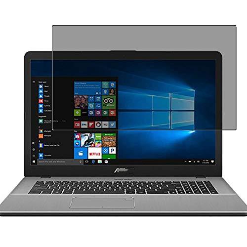 """Vaxson - Pellicola protettiva anti spia, compatibile con Asus VivoBook Pro 17 N705UD 17.3"""", pellicola protettiva per lo schermo, protezione privacy [non in vetro temperato]"""