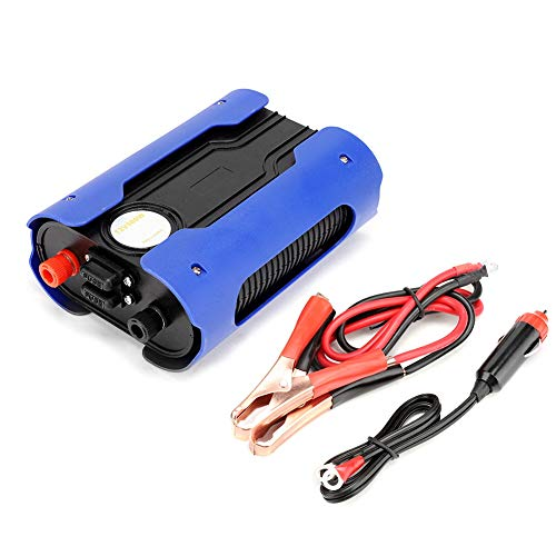 Best Deals! Nannday Car Power Inverter, Vehicle Adapter 500W Power Inverter Converter 2 USB Charging...
