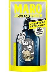 【呪術廻戦コラボ】3Dボリュームアップ シャンプー EX ドッグタグ&ステッカー付 [ジェントルミントの香り] MARO マーロ 460ml メンズ
