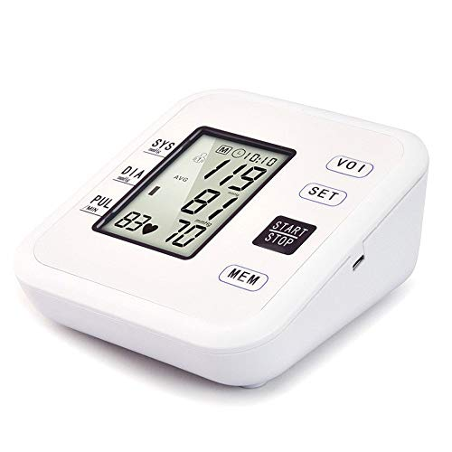 Fantastic Deal! Upper Arm Blood Pressure Monitor,Blood Pressure Machine,Digital Automatic Measure Bl...