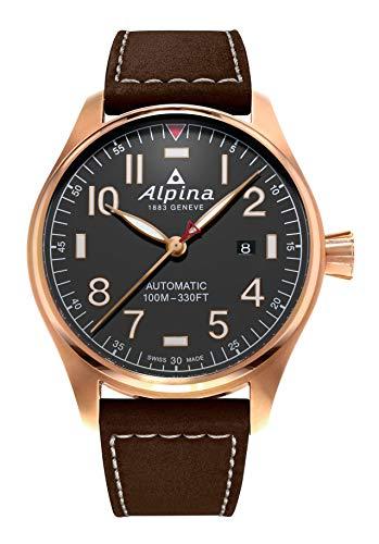 Alpina Geneve Startmer Pilot AL-525G4S4 Orologio automatico uomo