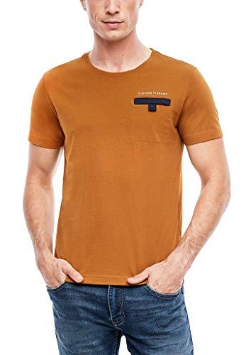 s.Oliver Herren 130.10.008.12.130.2041609 T-Shirt, 1813, XXL