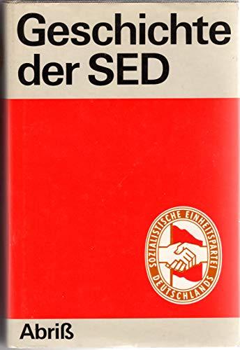 Geschichte der SED, Abriß;