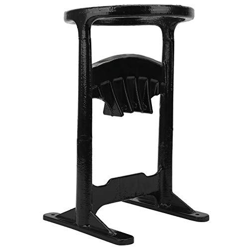 SALUTUYA Holzspalter, industrielle Hardware, geteilter Keil, manueller Holzspalter, Brennholzspalter, für Feuerstellen für Holzofen Kamin,