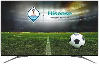 Hisense 55 Inch 4K ULED Smart TV, Black - 55P7A