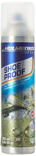 Holmenkol Imprägnierspray Sport Shoe Proof Schuhpflegeprodukt, Mehrfarbig, Eine Größe