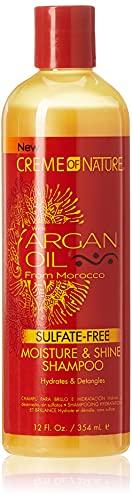 Creme Of Nature Argan Oil Moisture SHAMPOO 12oz