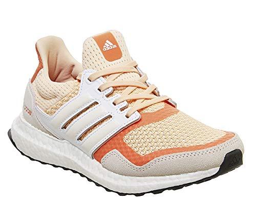 adidas Ultra Boost S&L Glow Orange Off White Semi Coral, TAILLE 37 1/3 EU