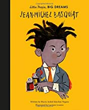 Jean-Michel Basquiat (Little People, BIG DREAMS (41))