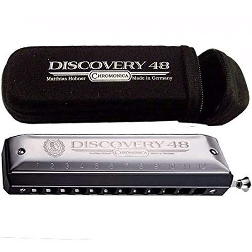 Hohner Discovery M754201X Armonica a bocca