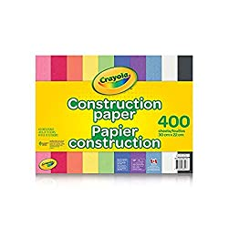 Craft construction papers