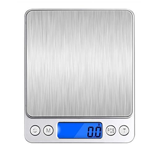 Honana HN-MS1 2000g 0.1g Mini multiunit conversie digitale elektronische keukenweegschaal zak sieraden