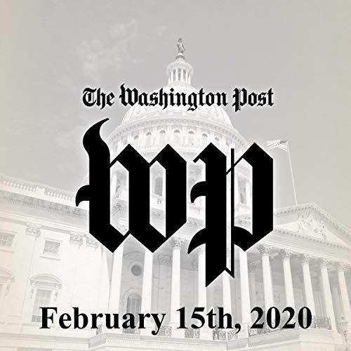 『February 15, 2020』のカバーアート