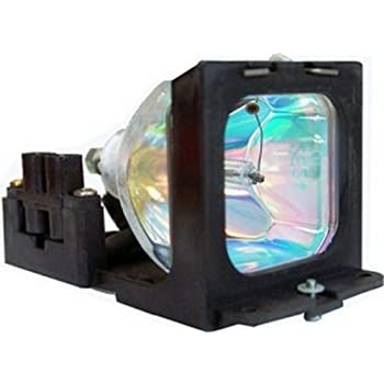 Replacement for Sharp Bqc-pgc30xe//1 Bare Lamp Only Projector Tv Lamp Bulb by Technical Precision
