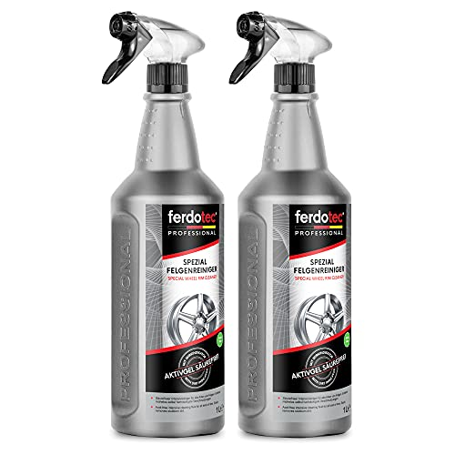 ferdotec® Spezial Felgenreiniger 2 x 1...