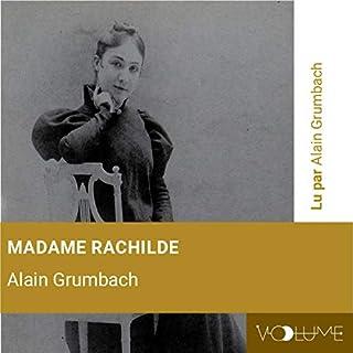 Page de couverture de Madame Rachilde