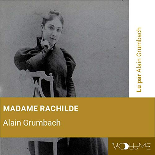 Madame Rachilde audiobook cover art