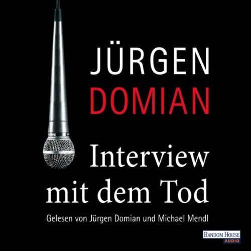 Interview mit dem Tod audiobook cover art