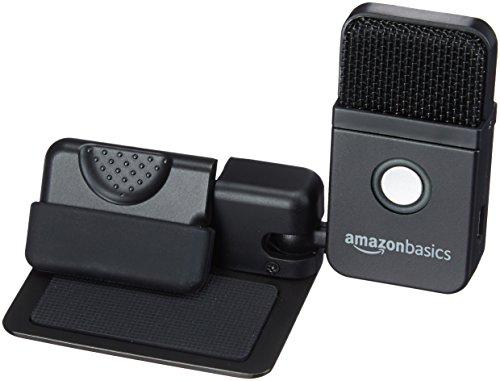 AmazonBasics - Tragbares USB-Kondensatormikrofon