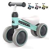 Sawyer - Correpasillos / Bicicleta Sin Pedales - Niños 10 a 24 Meses - Bebes 1 año (Mint)