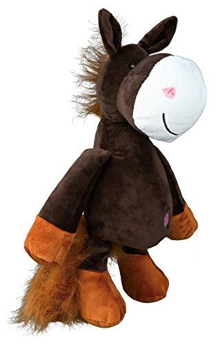 Trixie Plüsch-Pferd, Hundespielzeug, 32 cm