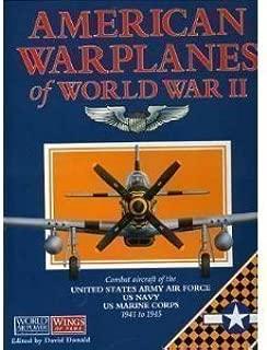 American Warplanes of World War II