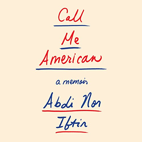 Call Me American audiobook cover art