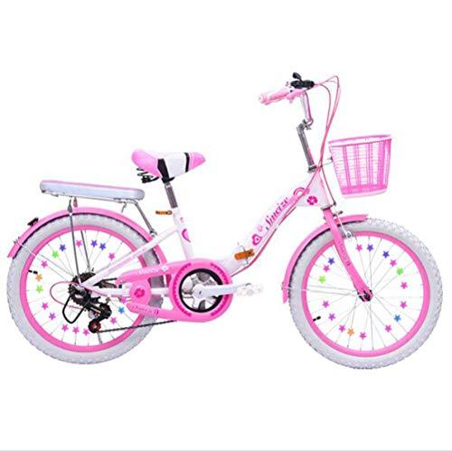 SHIN Btt Bicicleta Plegable niño 18